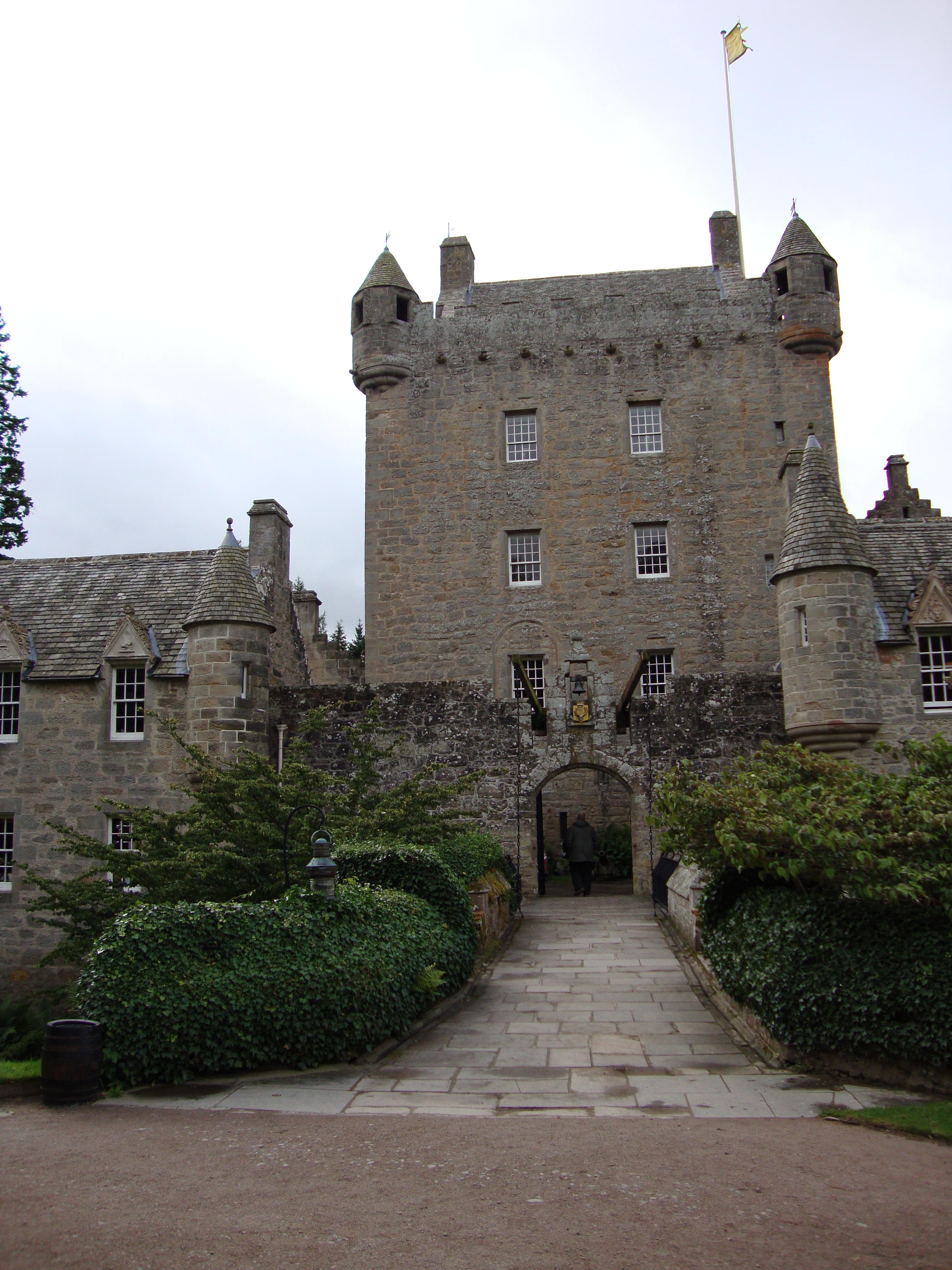 The Cawdor Theatre